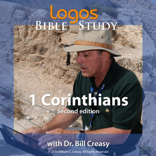 1 Corinthians audiobook cover art