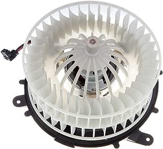 TUPARTS AC Conditioning Heater Blower Motor With Fan HVAC Motors Fit For Mercedes-Benz E280/ E300/ E320/ E420/ E430/ E500/ E55 AMG