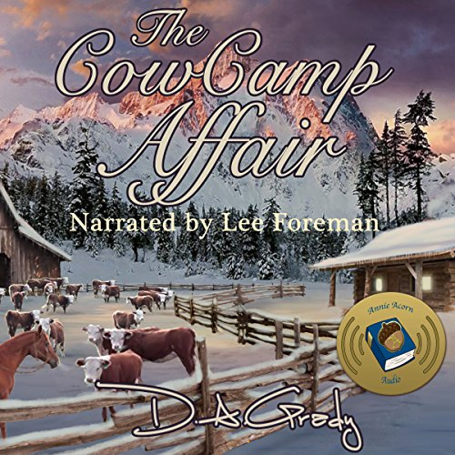 The Cow Camp Affair audiobook cover art