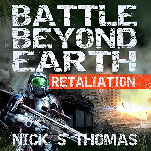 Retaliation audiobook cover art