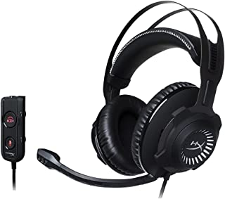 HyperX HX-HSCRS-GM Cloud Revolver S - Cascos de Gaming Dolby Surround 7.1 para PC/PS4/Mac
