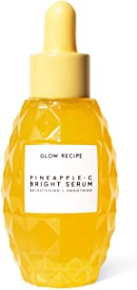 Glow Recipe Pineapple-C Bright Serum - Brightening + Exfoliating Vitamin C Serum with Hyaluronic Acid + Vit...