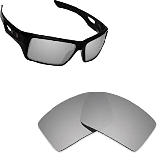 Alphax Polarized Replacement Lenses for Oakley Eyepatch 2 OO9136 - Multiple Options