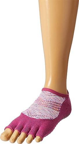 Ladies 1 Pair ToeSox Lolo Sports Socks