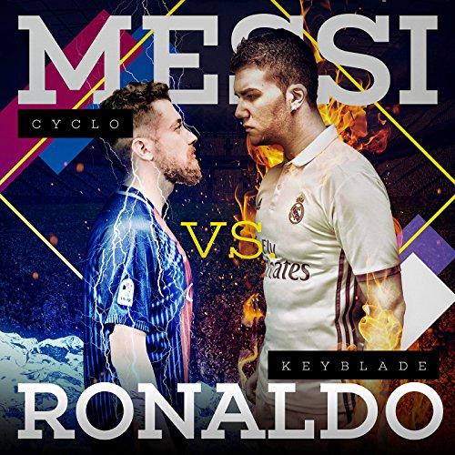 Cristiano Ronaldo Vs Leo Messi (Batalla de Rap) Explicit