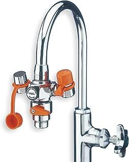 Guardian G1200 Plastic EyeSafe Faucet-Mounted Eyewash with Faucet Control Valve