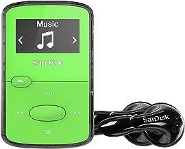 $51 » SanDisk Clip Jam 8GB MP3 Player - Green