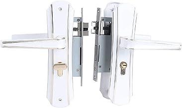 Precisie deurslot Beknopte stijl zinklegering deurslot huisbeveiliging anti-diefstal slaapkamer woonkamer mute deurgreep l...