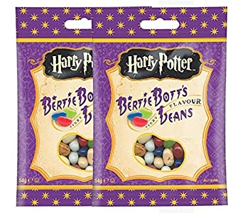 Harry Potter Bertie Bott's Every Flavour Jelly Belly Beans - 2 Pack (2x 54g)