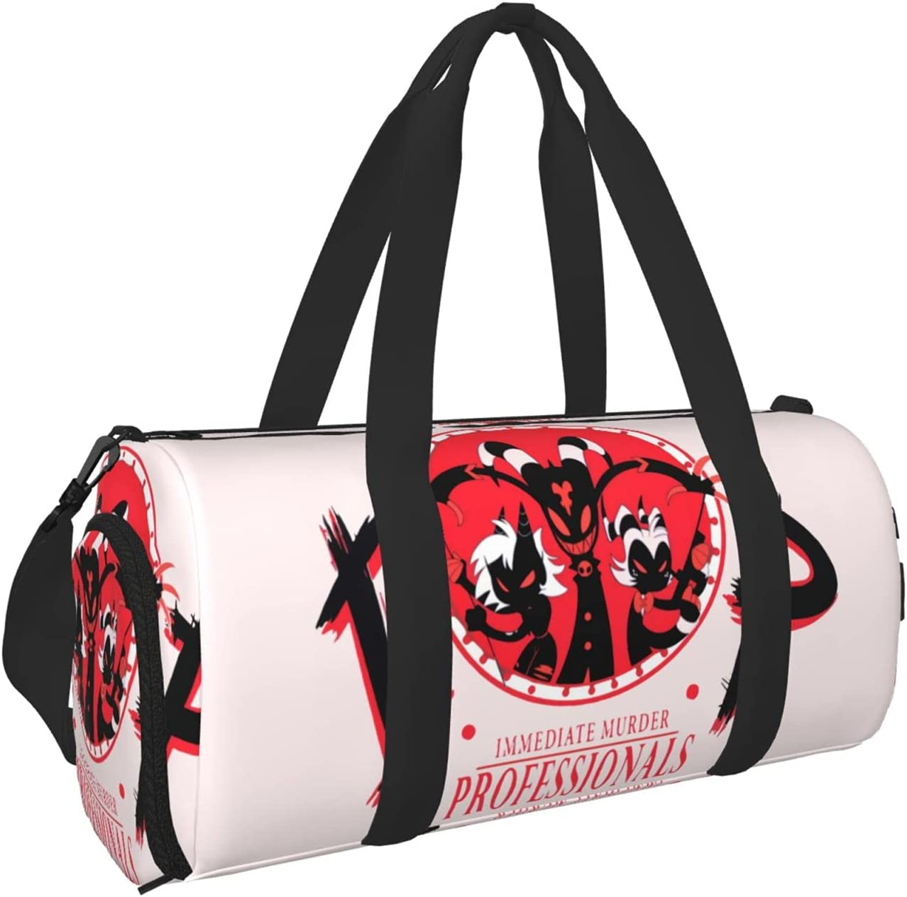Chicago Mall Helluva Boss Sports Gym Duffel Bag Me Handbag Luggage Travel New Shipping Free Shipping For