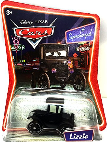 Disney Pixar Cars - Supercharged Series - Lizzie
