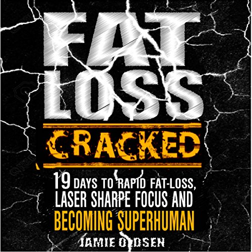 Fat Loss Cracked audiobook cover art