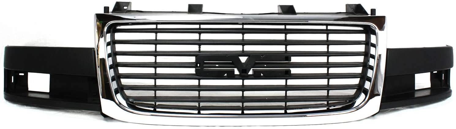 Garage-Pro 公式ストア Grille Assembly Compatible with 2003-2 Van Savana GMC オープニング 大放出セール