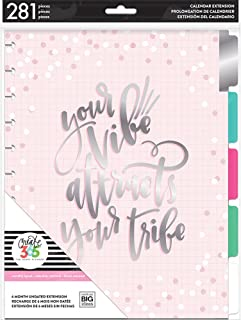 Me & My Big Ideas The Happy Planner Extension Pack, Month Can Do Big