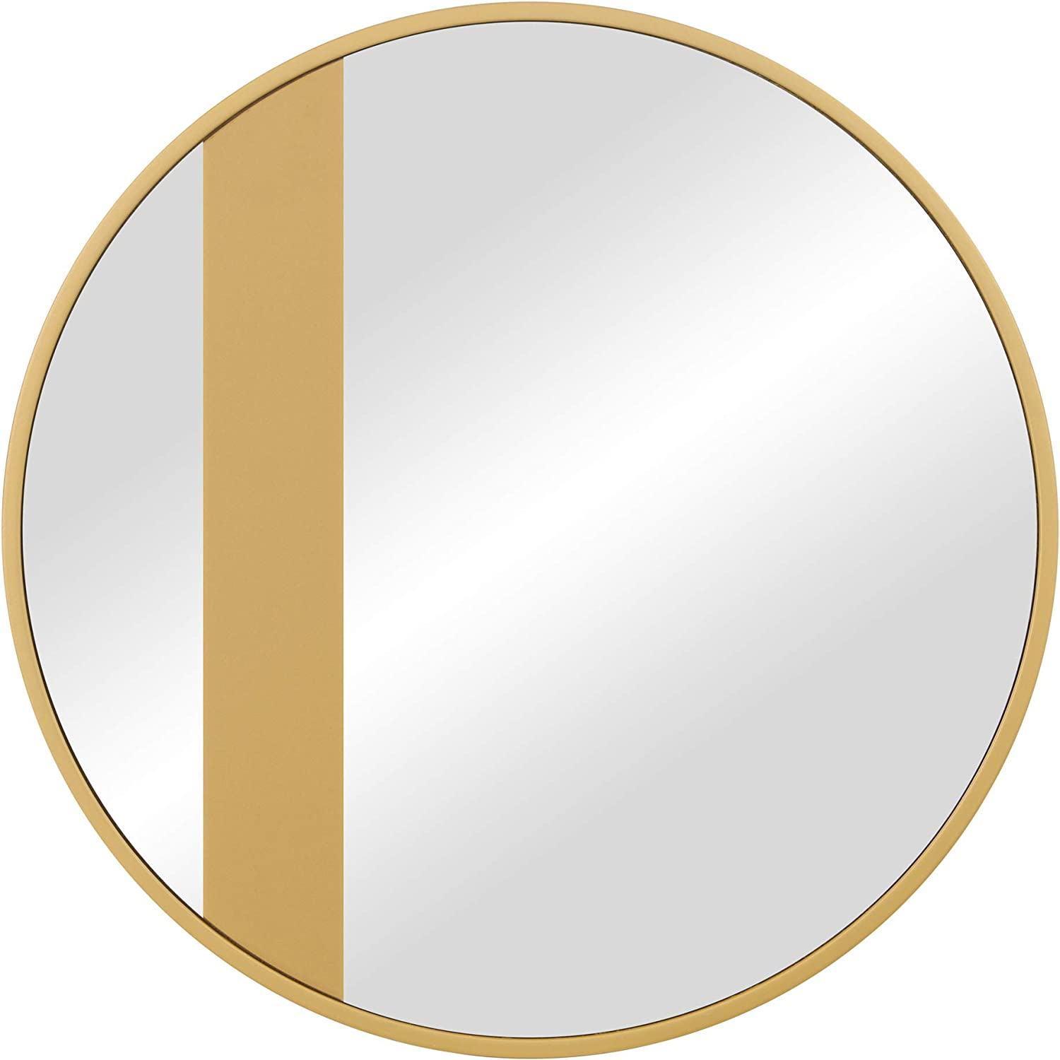 Pinnacle Frames and Accents Mirror, gold