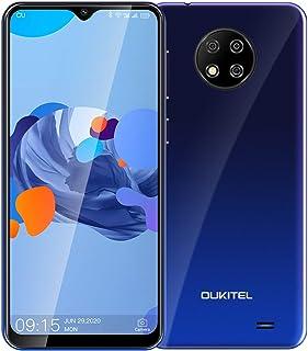 OUKITEL C19 SIM フリー スマートフォン本体 4G スマホ本体 Androidスマートフォン本体 6.49 HDインチ 13MP+2MP+2MP 4000mAh RAM 2GB + ROM16GB(256GBまでサポートする)An...