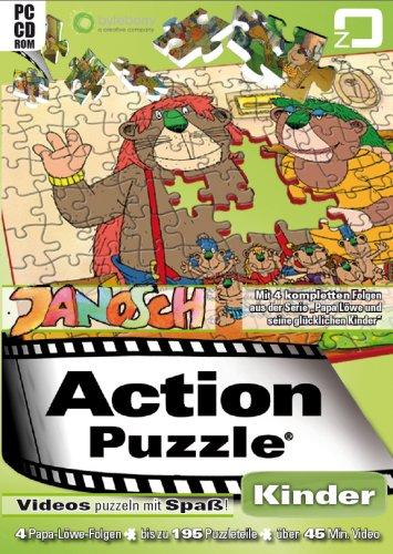 Janosch Kinder Action Puzzle