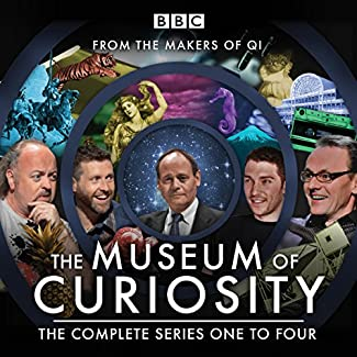 The Museum Of Curiosity - The Complete Series One To Four