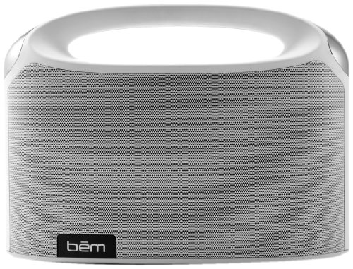 Bem HL2021A Boom Box - Retail Packaging - White