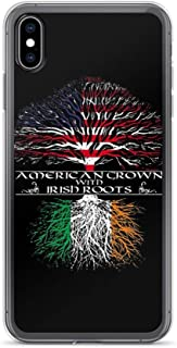 iPhone 6/6s Pure Clear Case Cases Cover American Grown with Irish Roots