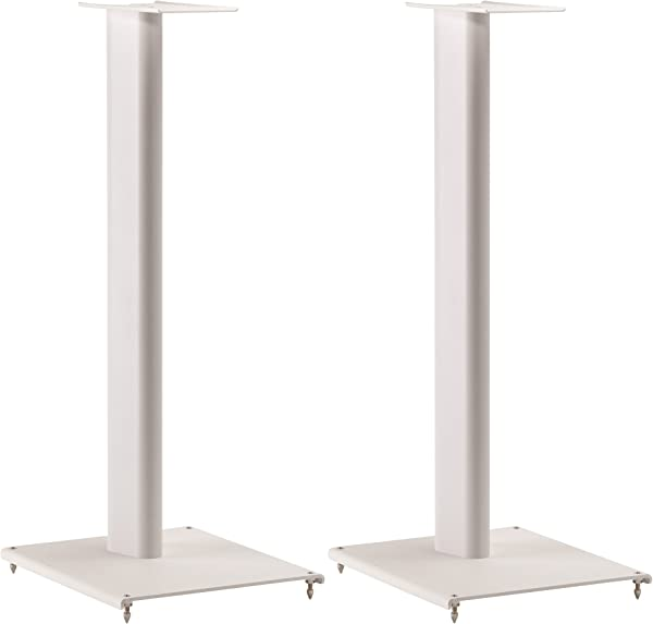 Q Acoustics 3000 Series Speaker Stand Pair White