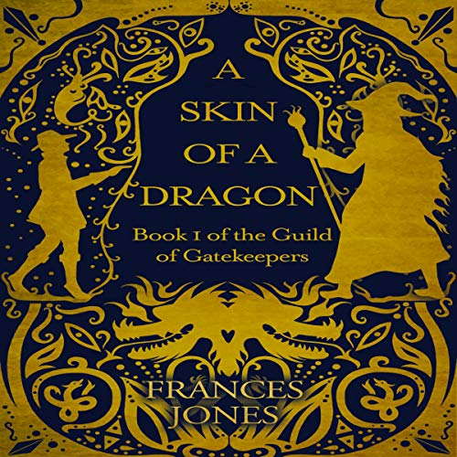 A Skin of a Dragon audiobook cover art