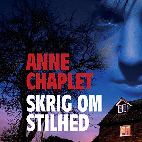Skrig om stilhed audiobook cover art