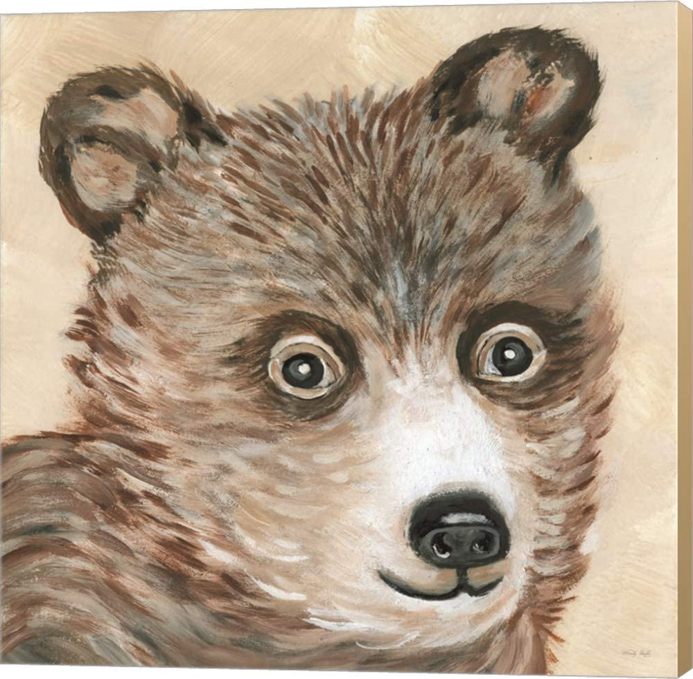Brody The Bear by Cindy Jacobs Wall Branded goods Art Picture Canvas W Dallas Mall Museum