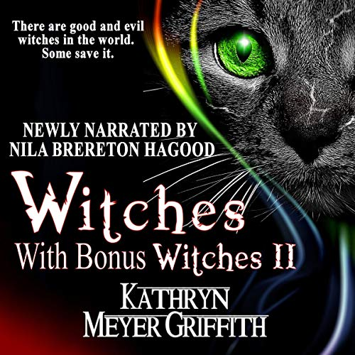 Witches with Bonus Witches II audiobook cover art
