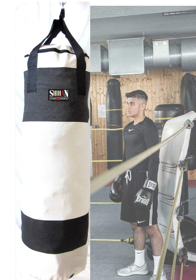 Creed Boxing Punch Bag 4ft Straight Filled Brand New