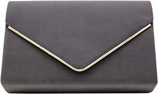 Cckuu Women Envelope Shape Handbag Party Dinner Bridal Clutch Lady Evening Purse