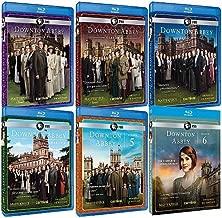 Masterpiece Classic: Downton Abbey Seasons 1-6 Complete Series Collection (Original U.K. Edition) [Blu-ray]