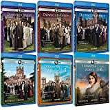 Masterpiece Classic: Downton Abbey Seasons 1-6 Complete Series Collection (Original U.K. Edition) [Blu-ray]