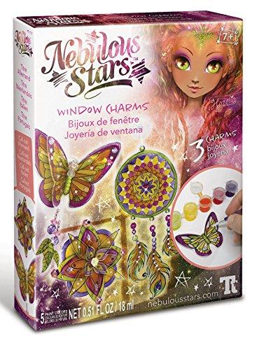Educa Borrás (17836 Nebulous Stars-Joyería de Ventanas. CREA Adornos mágicos. A Partir de 7 años, Color Variado