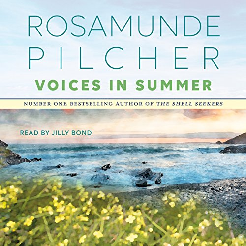Voices in Summer audiobook cover art