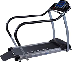 Body Solid T50 Endurance Cardio Walking Treadmill w/ Adjustable Speed