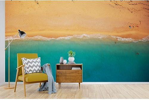 venta de ofertas YYBHTM 3D Sand Beach Ocean Ocean Ocean 6 Wall Wall Mural Wall Decal Wall Murals  apresurado a ver