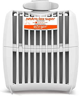 Oxygen-Pro - Neutra-lox Super Low-Fragrance Cartridge For Oxy-Gen Powered Commercial and Residential Air Fresheners and Deodorizers (4)