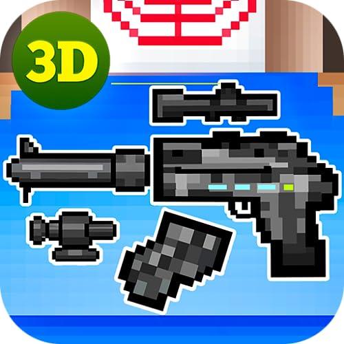 Weapon Builder Gun Crafter: Firearms Maker Workshop