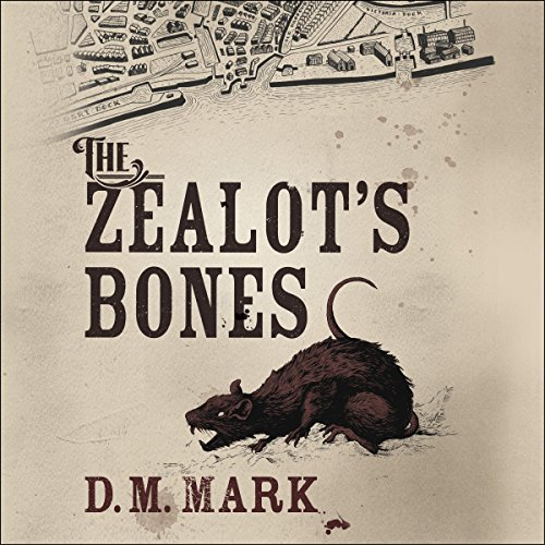The Zealot's Bones cover art