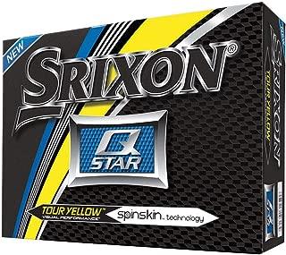 Srixon Q Star Golf Balls (One Dozen)
