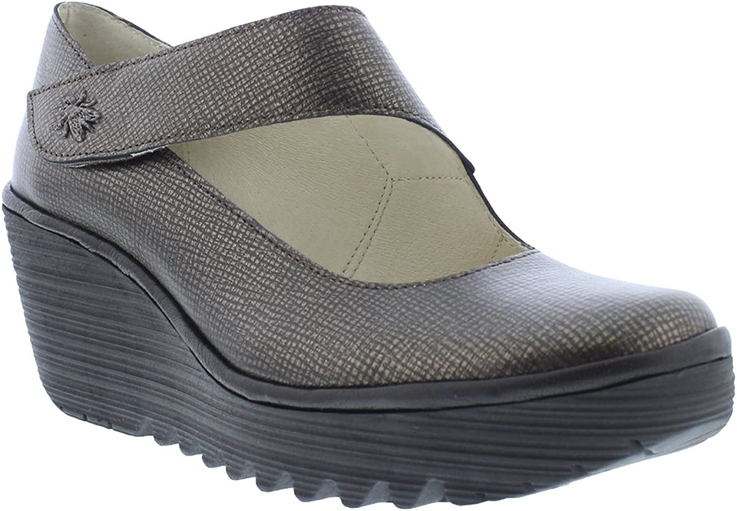 Fly London Women's YASI682FLY Leather shoes
