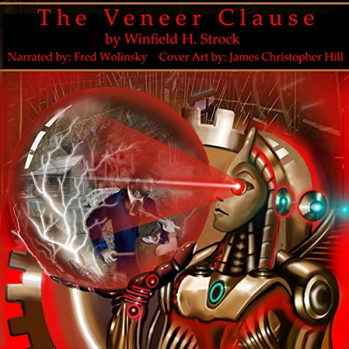 The Veneer Clause audiobook cover art