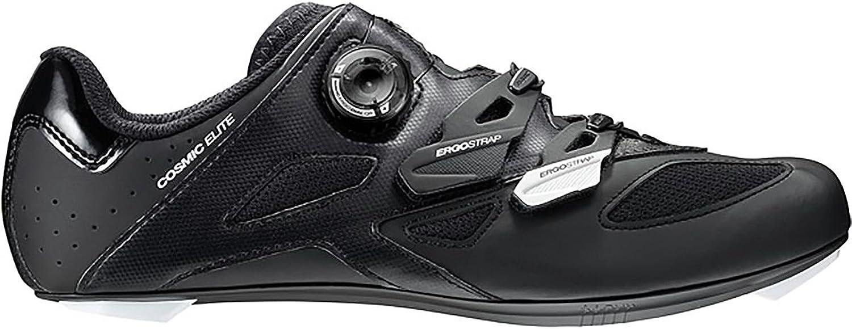 Mavic Cosmic Elite Cycling shoes  Men's Black White Black Yellow 7.5