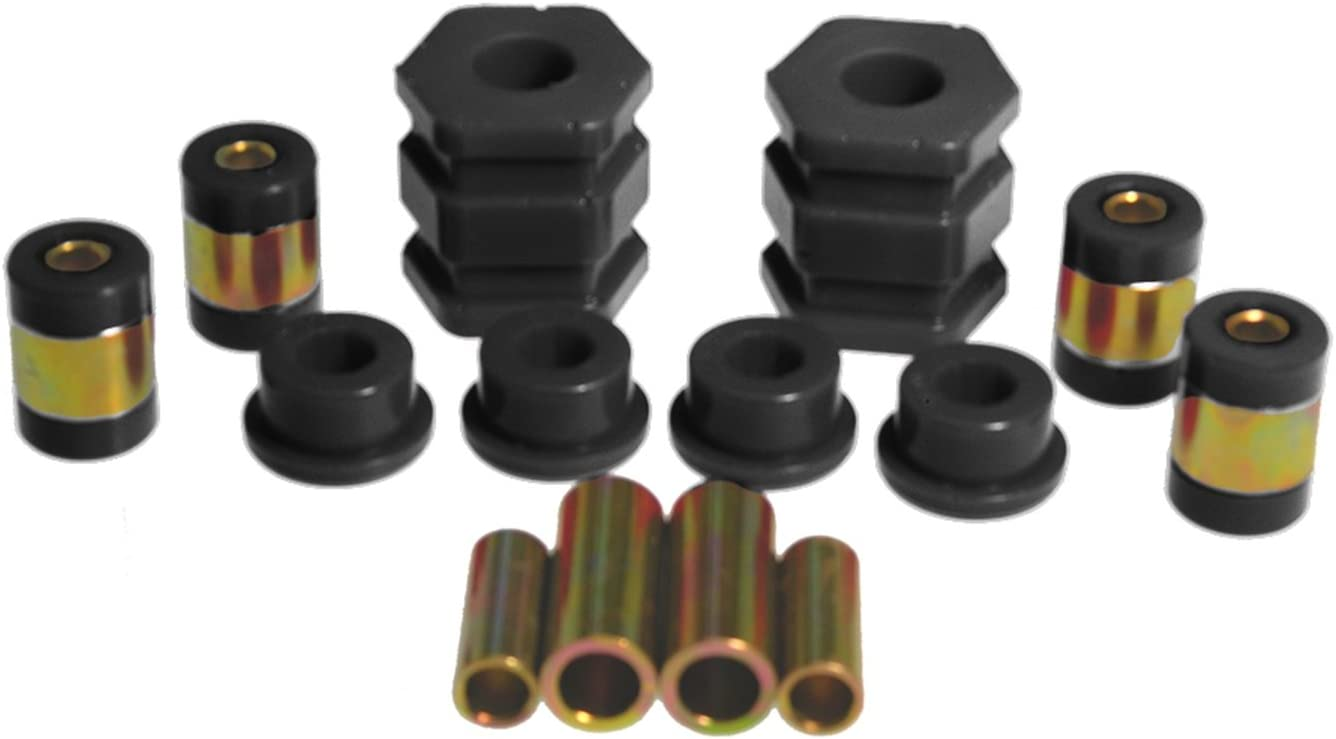 Prothane 8-221-BL Black Front Upper Arm Bushin and Max 90% OFF Lower Control Mail order cheap