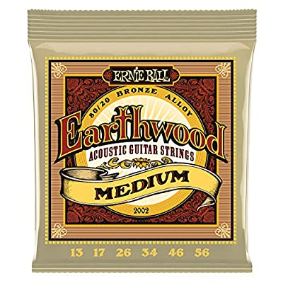 Ernie Ball Earthwood Bronze Acoustic Set