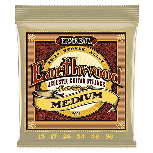 Ernie Ball Earthwood EB2002 013-056 · Saiten Westerngitarre