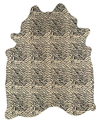 Dyreskinn Piel de Vacuno, Baby Zebra Imprimir, XXL