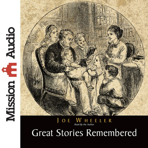 Great Stories Remembered audiobook cover art