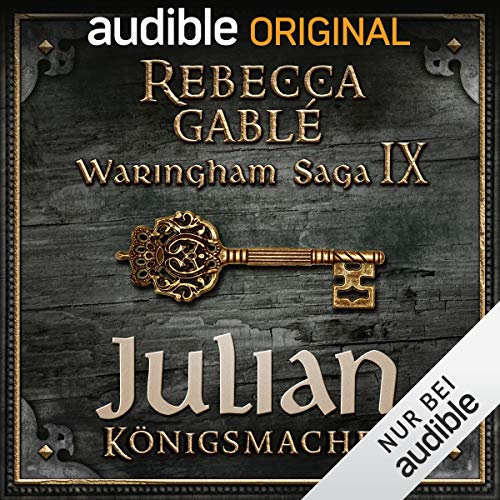 Julian - Königsmacher     Das Spiel der Könige 3              By:                                                                                                                                 Rebecca Gablé,                                                                                        Florian Bald                               Narrated by:                                                                                                                                 Detlef Bierstedt,                                                                                        Nico Holonics,                                                                                        Sina Martens,                   and others                 Length: 8 hrs and 30 mins     Not rated yet     Overall 0.0